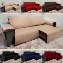Protetor de Sofá Retrátil e Reclinável - 1,50m - Isabel Cristina Art E Decor