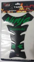 Protetor De Tanque Speed Style Kawasaki Ninja - Carbono - Moto