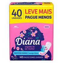 Protetor Diário Diana c/40 Unidades -