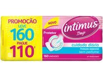 Protetor Diário Intimus Days - Cuidado Diário - 160 Unidades