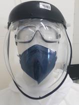 Protetor facial bolha - Silo