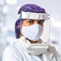 Protetor Facial ComfortFace Face Shield Odontologia Anti Virus -