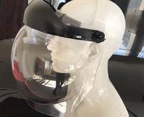 Protetor Facial Faceshild Ledan Apolo Bolha Incolor Ref. 178 -