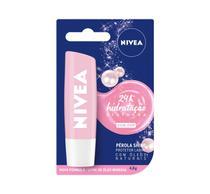 Protetor Labial Com Cor Pérola Shine Nivea 4,8g -
