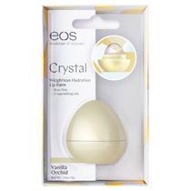 Protetor Labial EOS  Crystal Vanilla  - Importado Dos Usa -