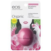 Protetor Labial Eos Strawberry sorbet - Importado Dos Usa -