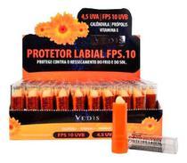 Protetor Labial Fps 10 Calêndula Com 3 X 70 - Vedis -
