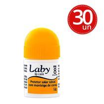 Protetor Labial Laby Manteiga Cacau FPS8 - 30 Unidades -