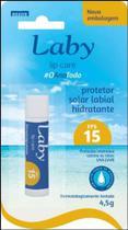 Protetor Labial Laby Tradicional FPS 15 4,5g - Bravir