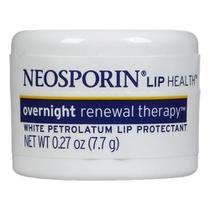 Protetor Labial Neosporin Terapia De Renovação Noturno 7.7g -