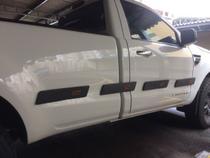 Protetor Magnético De Porta Para Carro - 2 Unidades - Compacto - Autoprotetor