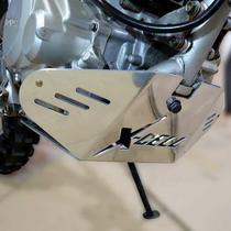 Protetor Motor Cárter Crf 230 Aço Inox X cell Crf230 - X-Cell