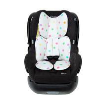 Protetor para Bebê Conforto /Cadeirinha de Carro Candy Azul - Momis petit