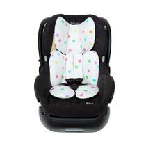 Protetor para Bebê Conforto /Cadeirinha de Carro Candy Rosa - Momis petit