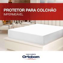 Protetor para Colchao Queen impermeável Ortobom -