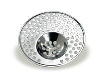 Protetor para Ralo de Pia em Inox 11,5 cm Ghidini -