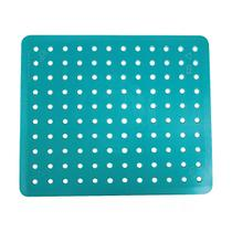 Protetor Pia Para Lavar Escorredor De Louças Grade Protege Verde - Coza