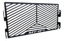 Protetor Radiador Yamaha MT-07 (2015 a 2020) - Ecoferro