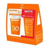 Protetor Solar Actine Antioleosidade FPS 30 40g e Ganhe Actine Darrow Sabonete Líquido 60ml -