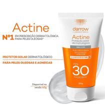 Protetor Solar Actine Oil-Free Toque Seco FPS30 120g -