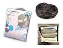 Protetor Solar Duplo para Carro ANTI UV 2 Pecas - Multikids