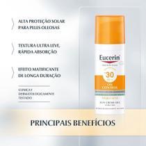 Protetor Solar Eucerin Sun Oil Control Facial FPS30 50mL -