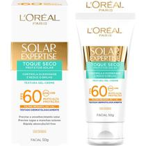 Protetor Solar Facial Loreal Expertise Toque Seco 50g -