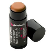 Protetor Solar Facial Pink Cheeks Pink Stick FPS 90 -