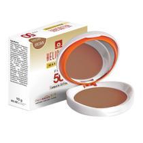 Protetor Solar Heliocare Max Defense Compacto Brown FPS 50 Base Compacta -