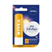 Protetor solar labial sun protect fps 30 4,8g nivea -