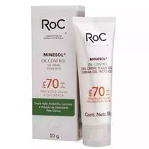 Protetor Solar Roc Minesol Oil Control Fps 70 50g -