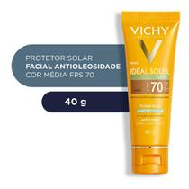 Protetor Solar Vichy Idéal Soleil Purify Morena Fps70 40G -