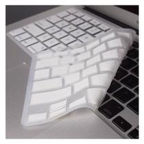 Protetor Teclado Silicone Macbook White /pro /air 13/15/17 branco - Gold luxor