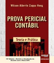 Prova Pericial Contabil - Teoria E Pratica - 15 Ed - Jurua -