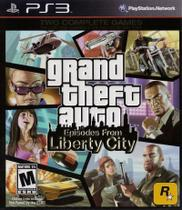 Ps3 lac gta liberty city - Rockstar games