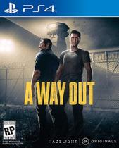 PS4 - A Way Out - Ea