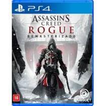 Ps4 Assassins Creed Rogue Remasterizado - ubsoft
