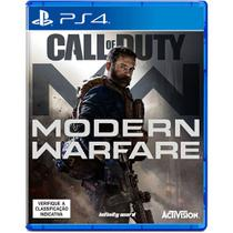 PS4 - Call of Duty: Modern Warfare - Activision