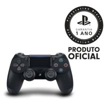 PS4 CONTROLE DualShock JetBlack - Sony