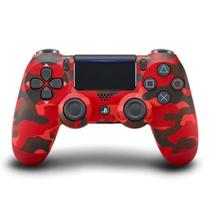 PS4 CONTROLE DualShock  RED CAMUFLADO - Sony