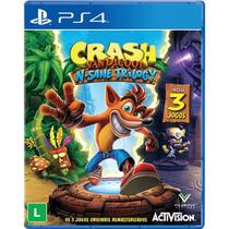 Ps4 crash bandicoot nsane trilogy - Activision