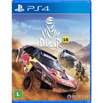 PS4 - Dakar 18 - Bigmoon