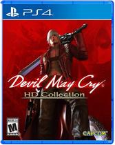 PS4 - Devil May Cry HD Collection - Capcom