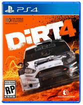 PS4 - Dirt 4 - Codemasters