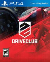 PS4 - Driveclub - Sony