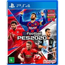 PS4 - EFootball Pro Evolution Soccer 2020 - PES 2020 - Konami