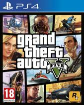 Ps4 - gta v - Rockstar games