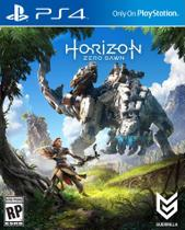 PS4 - Horizon: Zero Dawn (USADO) - Guerrilla games