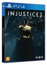 PS4 - Injustice 2 - Warner