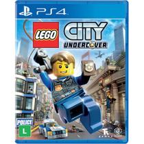 PS4 - Lego City Undercover - Tt games